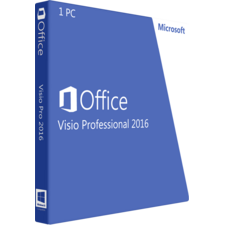 Microsoft Visio Professional 2016 OEM Version