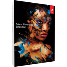 Adobe Photoshop CS6 Extended Package