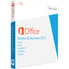 Microsoft Office Home & Business 2013 OEM Version